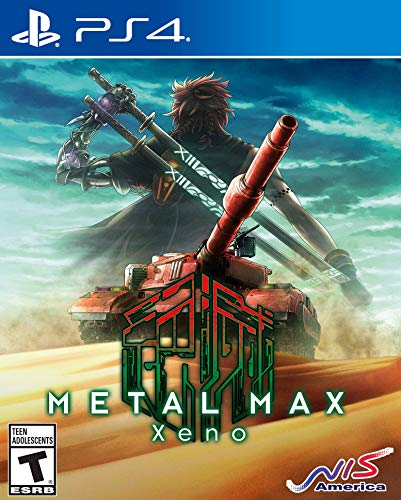 (Metal Max Xeno - PlayStation 4)