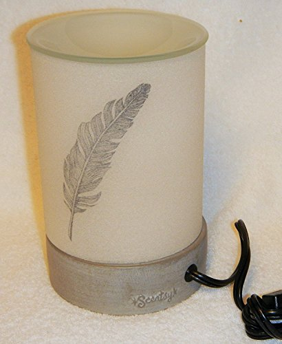 Scentsy Quill Lampshade Full Size Warmer