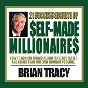 21 Success Secrets of Self-Made Millionaires Speech