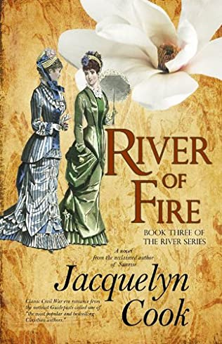 book cover of River of Fire