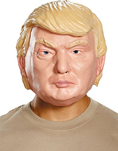 Candidate Vacuform Election Half Mask
