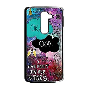 Beautiful Space Cell Phone Case for LG G2
