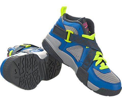 Nike Air Raid 4 M US Kids - Light Magnet Grey // Hyper Pink-Photo Blue-Volt