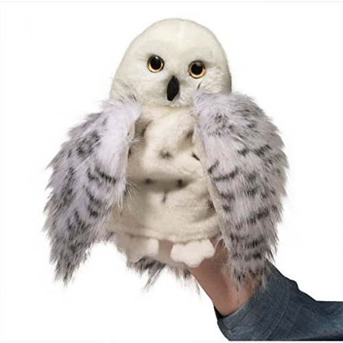 Memorable Pets' Owl Puppet- for Memory Care Activities and Caregivers by Memorable Pets