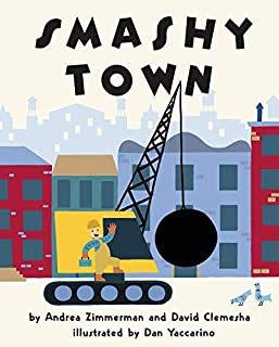 Book Cover: Smashy Town