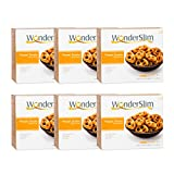 WonderSlim High Protein Pretzel Snacks - Low-Carb Diet Healthy 12g Protein Snack For Weight Loss - 6 Box Value Pack (Save 10%)