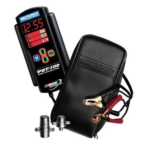 The one thing that might make the MPPBT100 the best Midtronics battery tester is its simplicity.