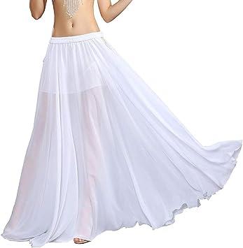 ROYAL SMEELA Falda de Baile Mujer Traje Faldas de Danza del ...