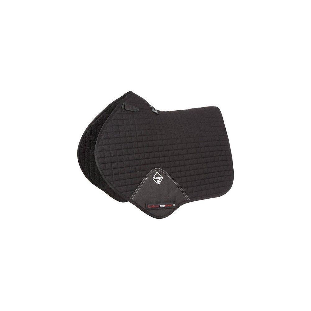 Le Mieux Pro Sport Close Contact Saddle Pad Medium Black