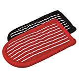 Lodge 2HH2 Striped Hot Handle Holders, Set of 2