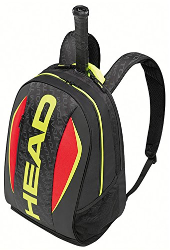 Head 2015 Extreme Backpack (Black/Red/Yellow) by HEAD