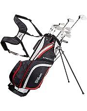 Wilson Herr stretch XL väska med golfklubbor