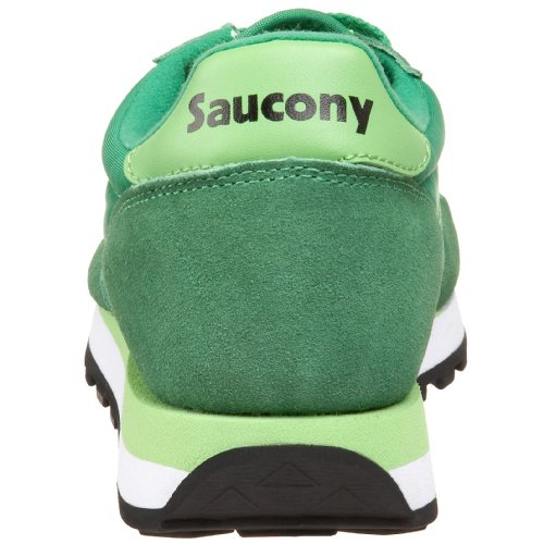 Jazz de Chaussures Cross Original Saucony Femme Green HqdxRxwtE