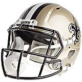 New Orleans Saints Officially Licensed Speed Full Size Replica Football Helmet
