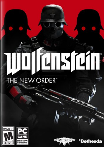 Wolfenstein: The New Order - PC [video game] (Best Firewall Windows Vista)