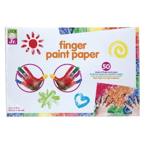 Discount ALEX Jr. Finger Paint Paper for cheap