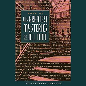 More of the Greatest Mysteries of All Time Audiobook