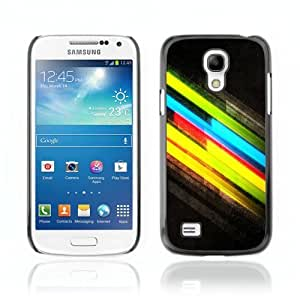 Designer Depo Hard Protection Case for Samsung Galaxy S4 Mini / Cool Colors