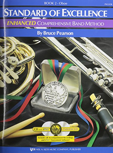 PW22OB - Standard of Excellence Enhanced Book 2 Oboe