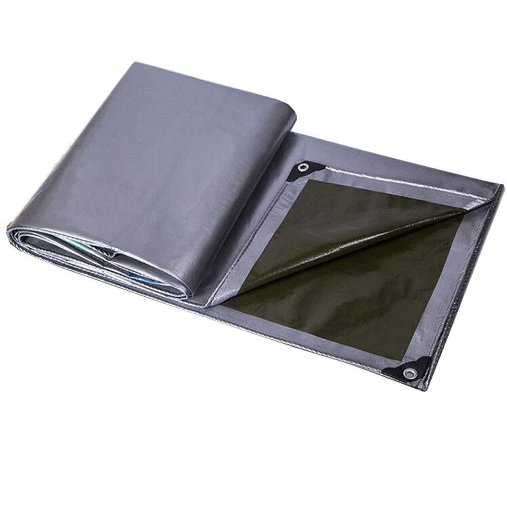 Im Freien Multifunktionale Wasserdichte Sonnencreme Schatten (Farbe Tuch LKW Plane Outdoor Sonnenschutz Tuch (Farbe Schatten   A, größe   5  8m) 6470ba
