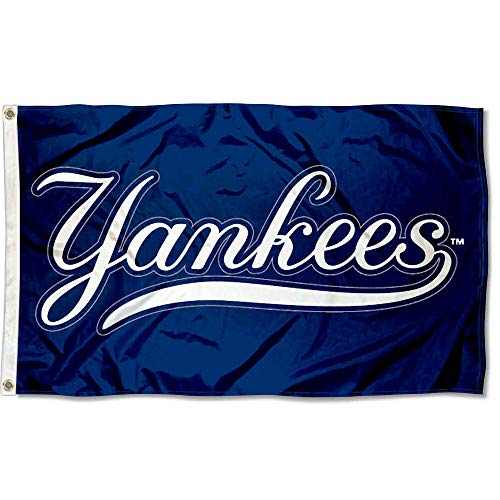 (WinCraft New York NY Yankees Flag 3x5 MLB Banner)