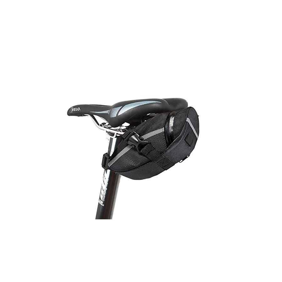 KKTICK Bike Seat Bag, Road Bike Seat Bag Suitable for Most Types of Bicycles