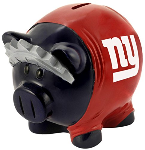 Giants Fan Piggy Bank - 5