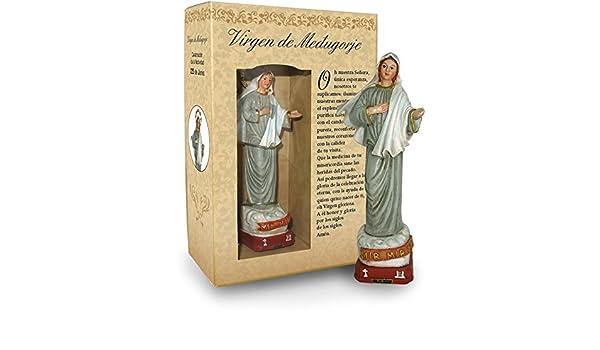 Amazon.com: Ferrari & Arrighetti Our Lady of Medjugorje ...