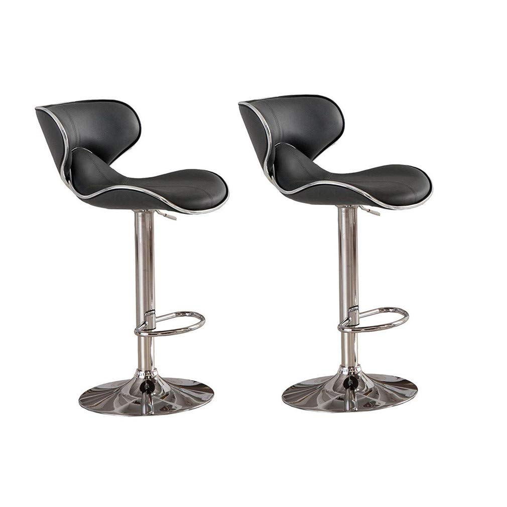 62168b844a52 Amazon.com  Adjustable Bar Stools for Kitchen Counter