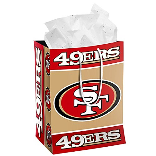 San Francisco 49Ers Official NFL Gift Bag