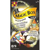 TOYZTREND MAGIC BOX Magical Game For Kids, Children   Execute Your Own Magic Tricks And Make Your Audience Excited   Entertain Your Friends   Hours Of Fun   Creative And Innovative Logical Game For Aspiring Magicians