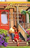 Wife Wanted in Dry Creek (Love Inspired)