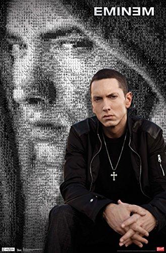 Trends International Eminem Collage Wall Poster 22.375