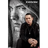 """Trends International Eminem Collage Wall Poster 22.375"""" x 34"""""""