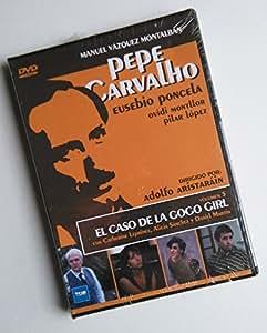 Pepe Carvalho El Caso De La Gogo Girl [DVD]