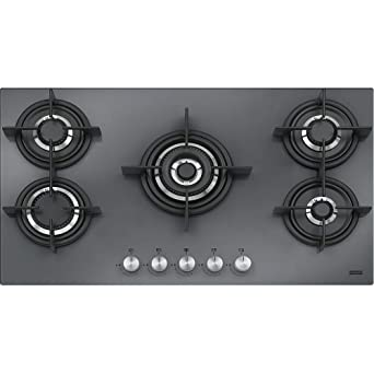 Franke FHCR 905 4G TC HE XS C - Cocina de gas (88 cm), color negro ...