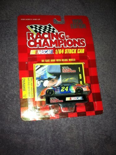 racing-champions-1996-edition-jeff-gordon-24-dupont-car-with-card