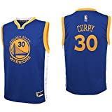 NBA Youth 8-20 All Star Team Color Players Replica Jersey (Small 8, Stephen Curry Road)