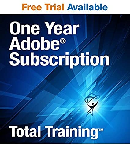 Total Training Adobe Library [Free Trial Subscription]: Amazon co uk