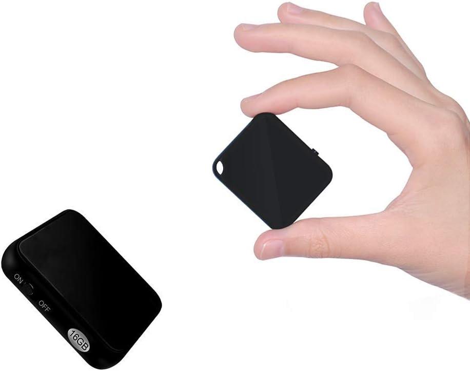 Mini Diktiergerät Tdw Mini Aufnahmegerät 16gb Mp3 40 Elektronik