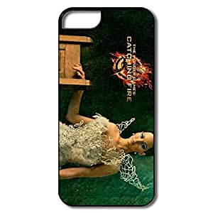 ipod touch 4 touch 4 Case Skin Custom Nerd Shell For ipod touch 4 touch 4 -Katniss Hunger Games Catching Fire