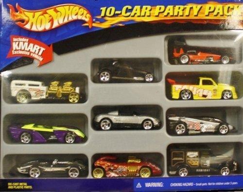 hot wheels 10 car pack - 4