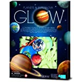 4M Glow in the Dark Planets and Supernova 100pcs Ages 3 plus