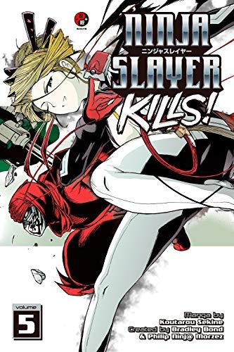 Amazon.com: Ninja Slayer Kills Vol. 5 eBook: Koutarou Sekine ...