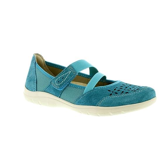 Lincoln - Cool Aqua (Blue) Womens Shoes