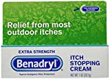 (US) Benadryl Extra Strength Itch Stopping Cream, 3 Count