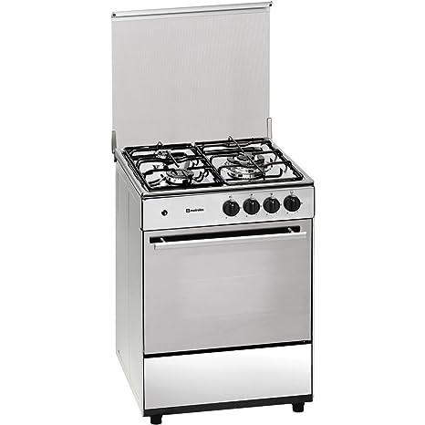 Meireles G 603 X NAT - Cocina (Cocina independiente, Acero ...