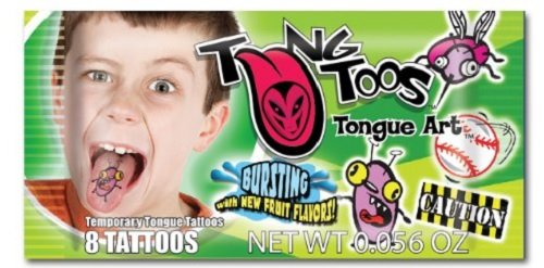 TungToos Candy Tongue Art Pack Boys Theme 8