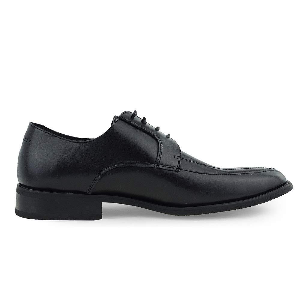 Herrenschuhe Schuhe Leder Oxford Business Business Business Formal (Farbe   Schwarz, Größe   44 EU) da938e