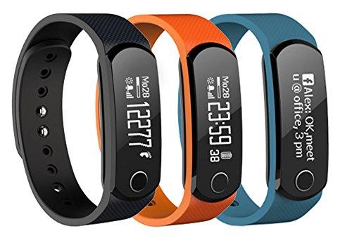 Activity tracker, Smartwatch, seguimiento de sueño/runor ...